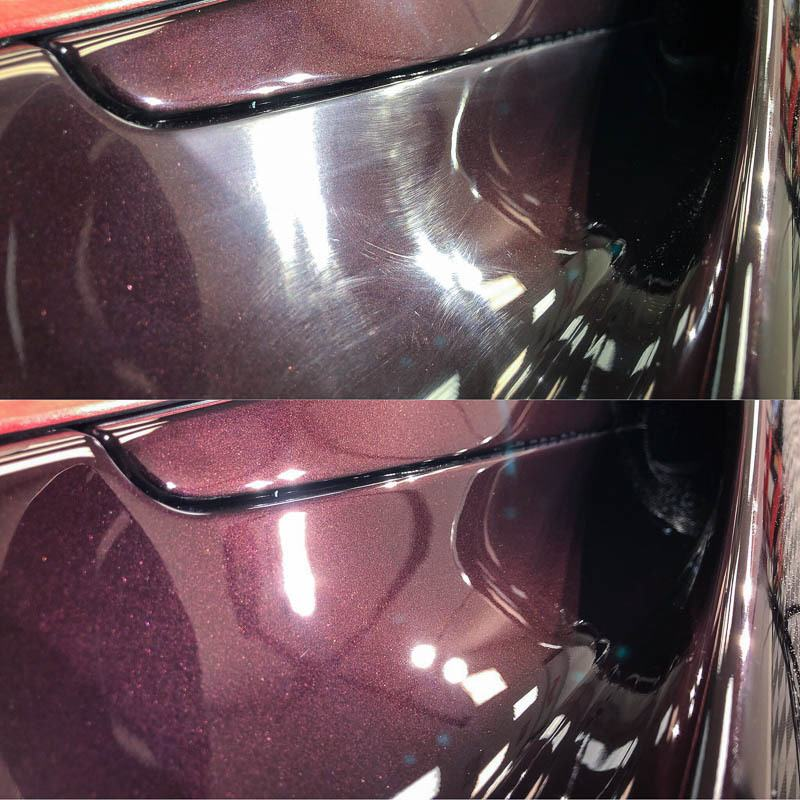 Car Scratch Repair Paint Correction And Restoration